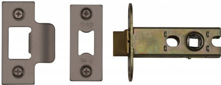 M Marcus York Security YKAL2-MB Architectural Mortice Latch 64mm Matt Bronze
